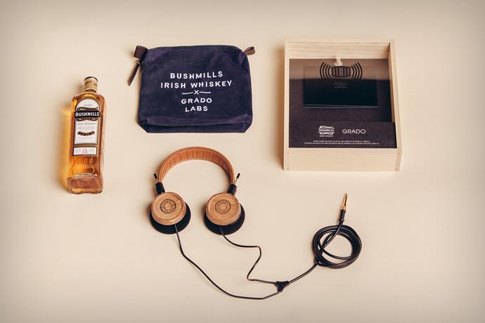 Bushmill X Grado Headphones 1