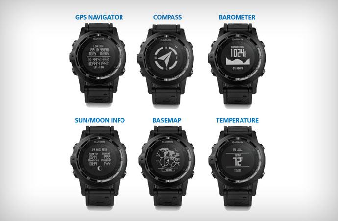 Garmin Tactix GPS Watch 1