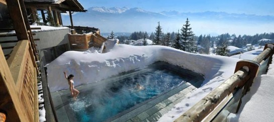 Lecrans Hotel Spa Switzerland