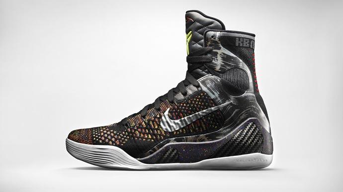 huge selection of 261f2 de2e3 Nike Kobe 9 Elite Basketball Shoes 6