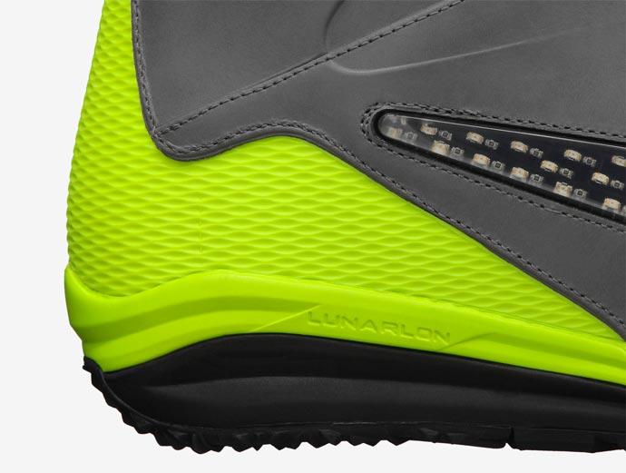 Heel of the Nike LunarEndor