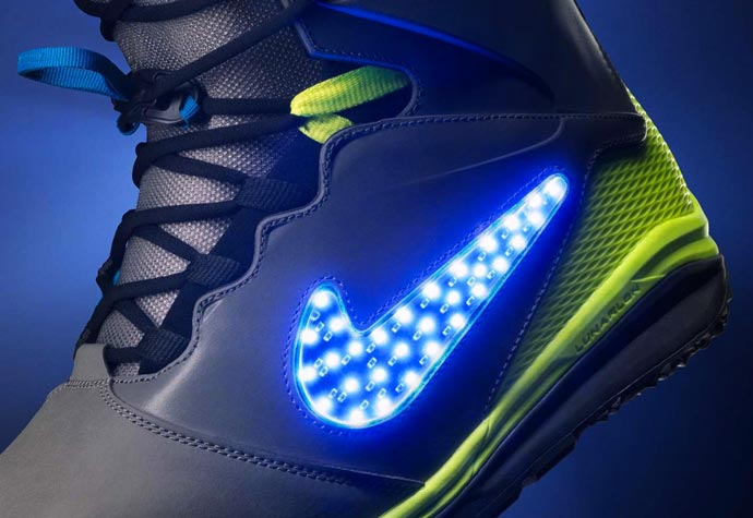 LED of the Nike LunarEndor