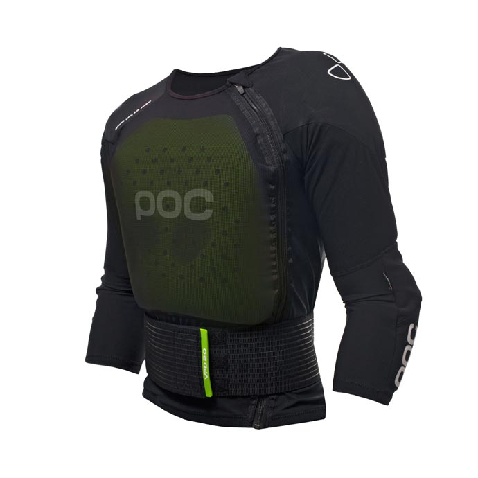 Front view of the POC Spine VPD 2.0 Motorcycle Jacket