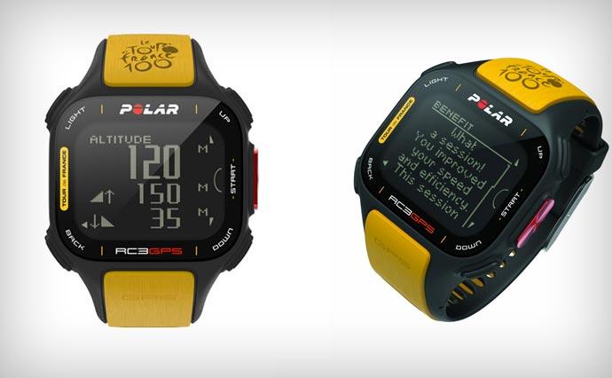 Polar RC3 GPS Tour De France 1