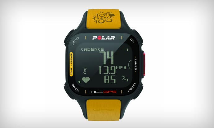 Polar RC3 GPS Tour De France 2