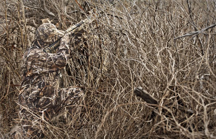 Realtree Camouflage Suit 2