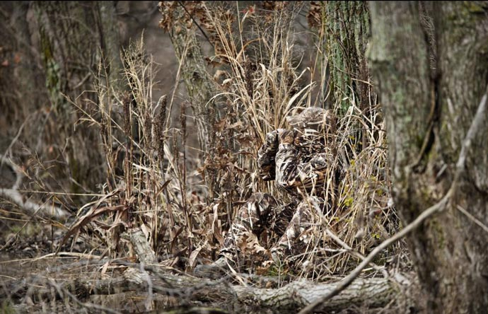 Realtree Camouflage Suit 4