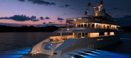 RED SQUARE SUPERYACHT | BY DUNYA YACHTS
