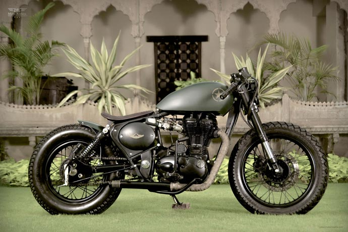 ROYAL ENFIELD 500CC CLASSIC | BY RAJPUTANA CUSTOMS |