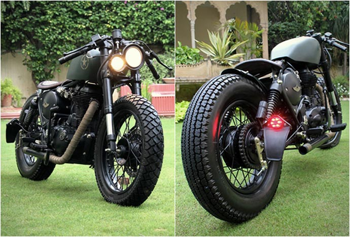 Ktm Freeride E Sm >> ROYAL ENFIELD 500CC CLASSIC | BY RAJPUTANA CUSTOMS | Jebiga Design & Lifestyle