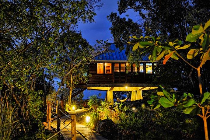 Bungalow at Secret Bay Resort