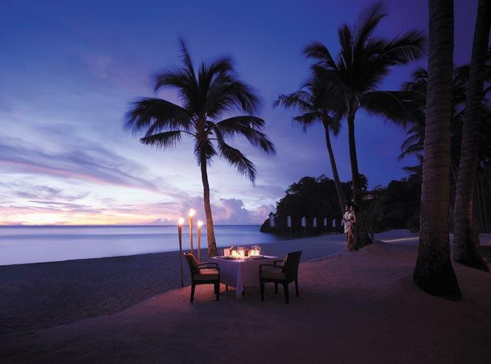 Shangri-La's Boracay Resort and Spa in The Philippines 26