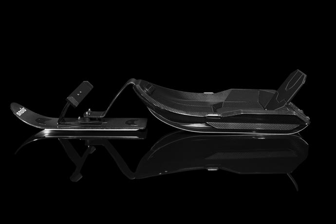 Stealth-X Sled by Snolo Sleds 1