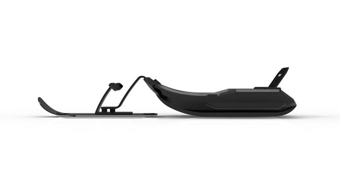Stealth-X Sled by Snolo Sleds 7