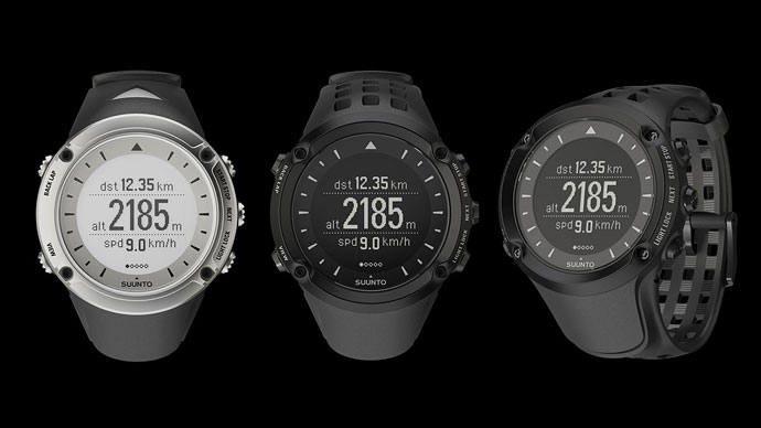 Suunto Ambit Different colors
