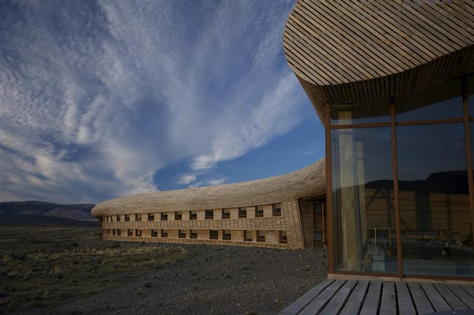 Exterior view of Tierra Atacama