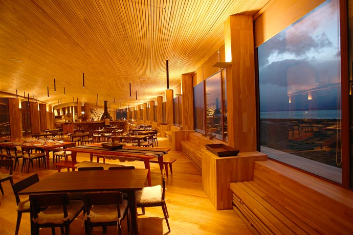 Restaurant at Tierra Atacama