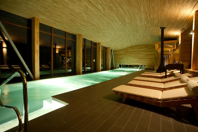 Spa at Tierra Atacama