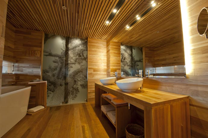 Bathroom at Tierra Atacama | Patagonian Eco-Resort
