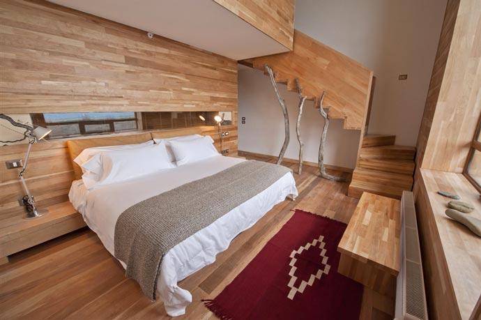 Bedroom at Tierrra Atacama