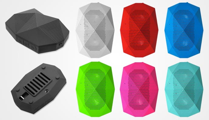 Turtle Shell Wireless BoomBox Speaker 2