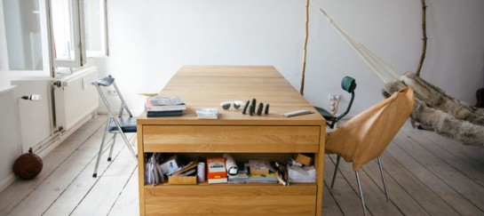 WORKBED | DESK AND BED IN ONE