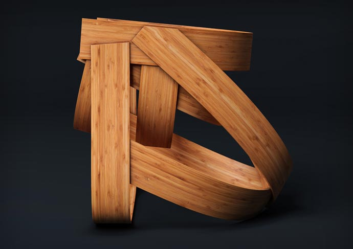Woven Bamboo Chair 5