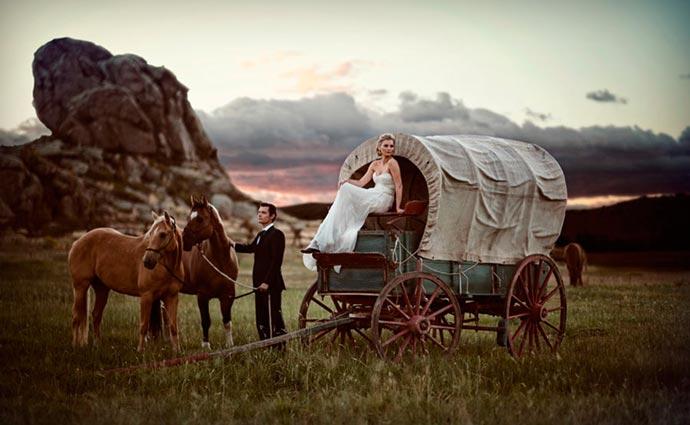 Brush Creek Lodge wedding