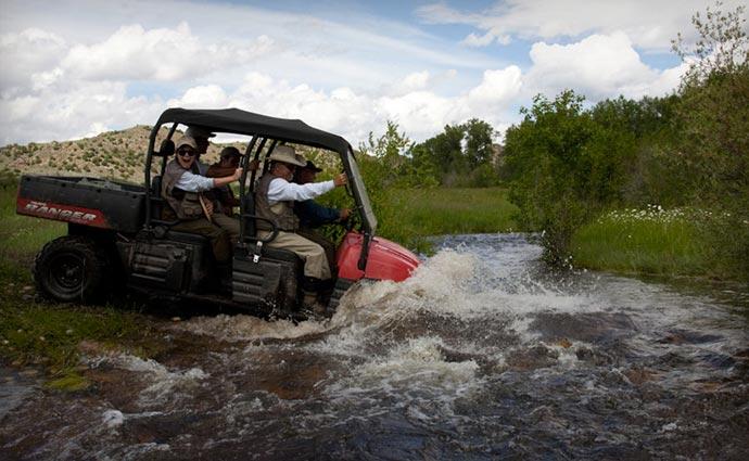 Brush Creek Lodge activities