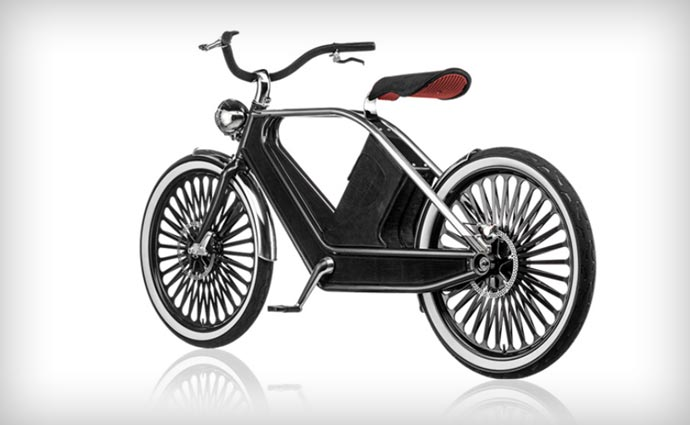 Cykno Electric Bike