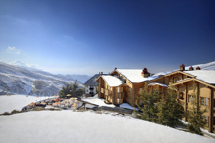 El Lodge Ski Resort and Spa in Spain