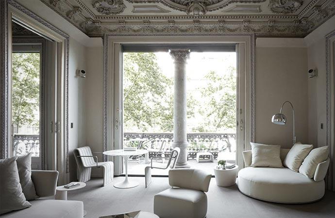 Room at El Palauet Living Hotel