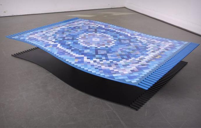 Flying Carpet Table