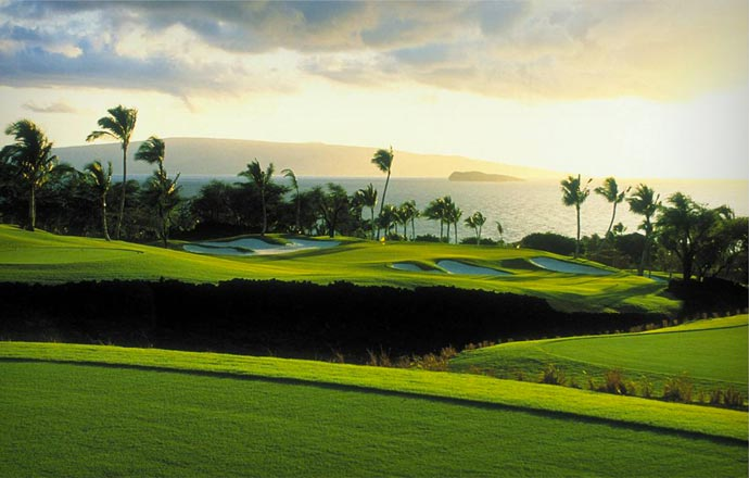Golf at Four Seasons Maui