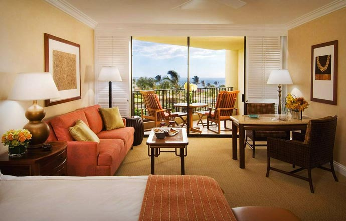 Room at Four Seasons Maui
