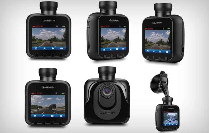 Garmin Dash Cam with GPS