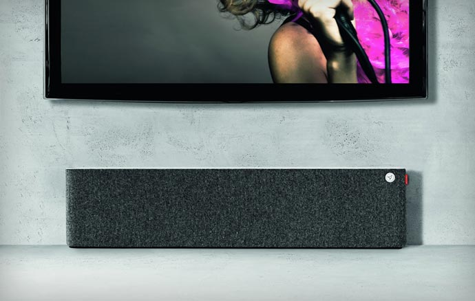 Wireless Speaker and TV