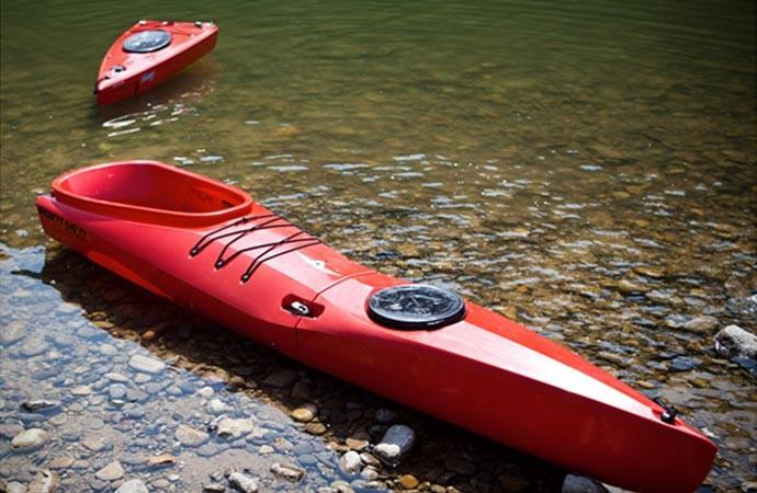 Modular Kayaks by Point 65