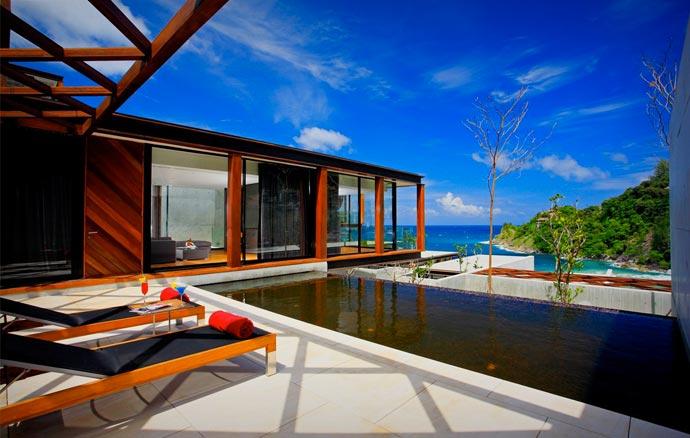 Naka Phuket Starwood Hotels