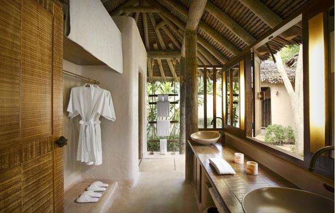 Spa at Naka Phuket Starwood Hotels