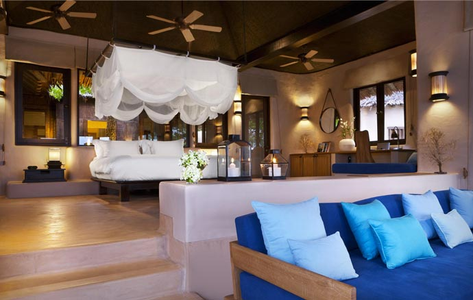 Room at Naka Phuket Starwood Hotels