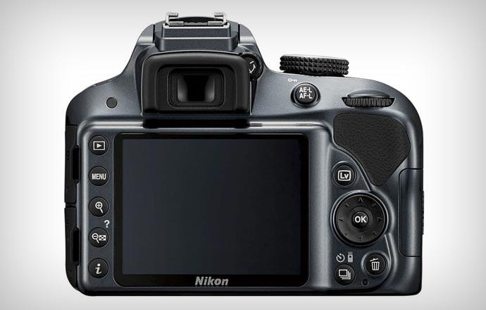 Nikon D3300 LCD Screen