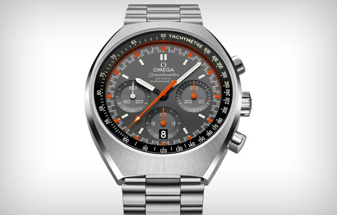 2014 reissue Omega Speedmaster Mark II