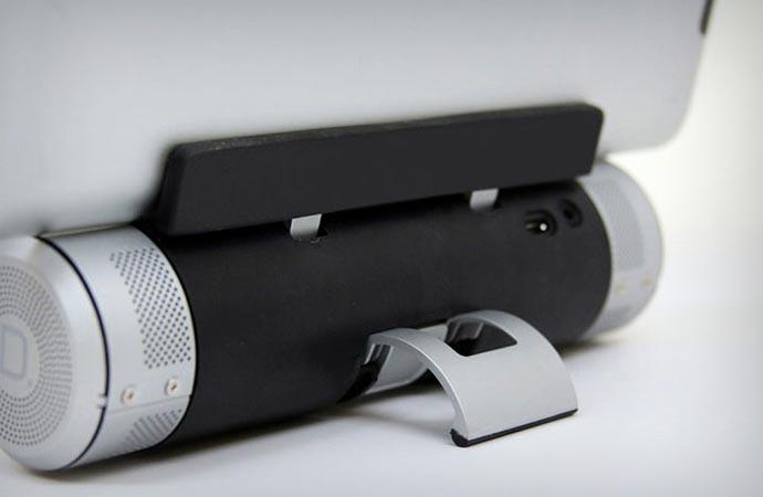 Sound Cylinder Bluetooth Speaker