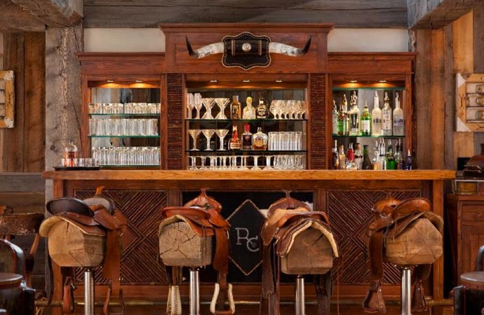 Bar at Ranch at Rock Creek