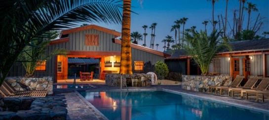 SPARROWS HOTEL | PALM SPRINGS