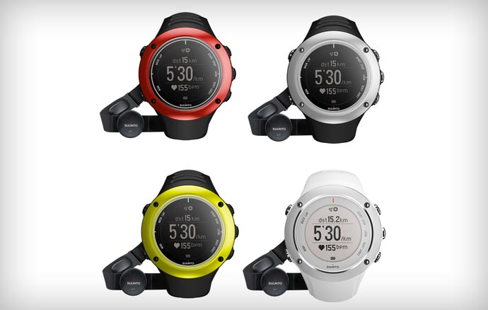 Suunto Ambit 2 colors