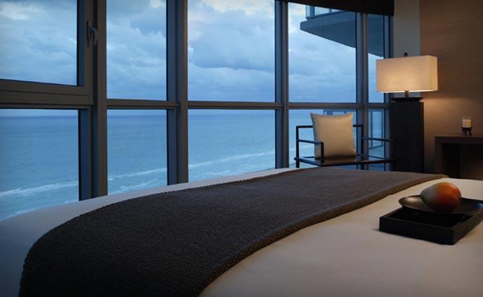 Room at The Setai Miami Beach