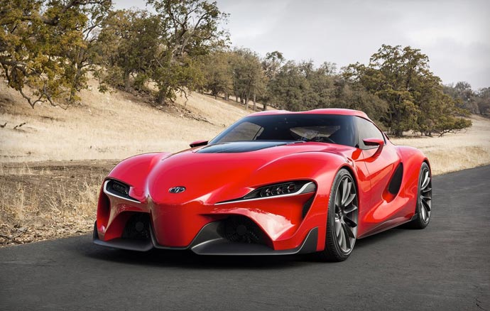 TOYOTA FT-1 CONCEPT