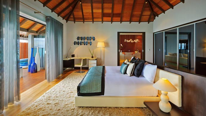 Room at Velassaru Maldives